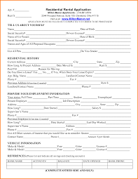 residential rental application letter template word residential rental application 3099382 png