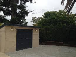 custom made garden shed