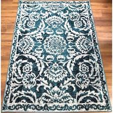 best of area rugs blue or rugs king collection fl area rug blue and cream 47