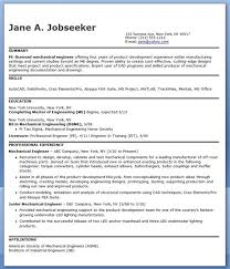 Experienced Engineer Resume Prepossessing Mechanical Engineering