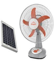 D Light Fan D Light D Light Sf20 Solar Fan Solar Fan Price In India
