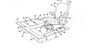 Chrysler patents improved stow 'n go seats could debut on the 2015 town country