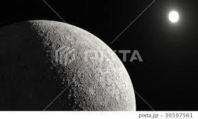 月の満ち欠けのイラスト素材 Pixta