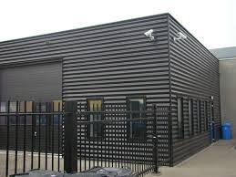 image of new corrugated metal panels design