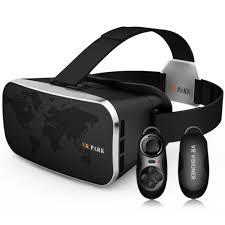 <b>VR PARK</b> Kacamata <b>Virtual Reality 3D</b> VR BOX 4.0 dengan Remote ...