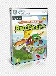Bad Piggies Xbox 360 Video game PC game, bad piggies alien, game, xbox,  video Game png