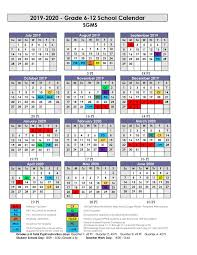 Printable School Year Calendars Calendar