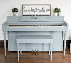 paint a piano