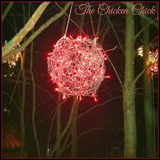 Chicken Wire Christmas Lights Chicken Wire Christmas Lights Balls Tavfkd Pronewyear Site
