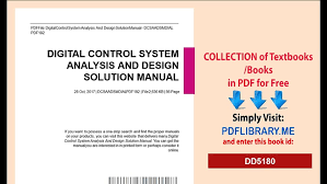 Digital Control System Analysis And Design Pdf Digital Control System Analysis And Design Pdf Free Download
