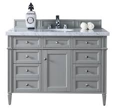white bathroom vanity without top. wonderful bathroom contemporary 48 inch single bathroom vanity gray finish no top throughout white without u