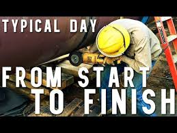 Welder Helper Job Description Day In The Life Of A Pipeline Welder Helper Youtube