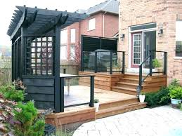 outdoor patio screens. Deck Privacy Panels Canada Backyard Screens Patio Screen Large Size Of Outdoor For Decks Desi R
