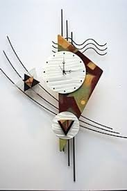 Small Picture Metal Wall Clocks Large Open Travel
