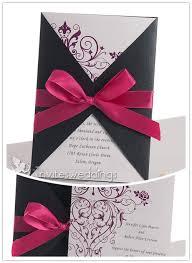 wedding invitations with ribbons invitesweddings com Ribbon On Wedding Invitation ribbon pocket wedding invitations tying a ribbon on a wedding invitation