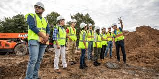 Site Visits Bring Civil Engineering Classroom to Life | St. Thomas Newsroom