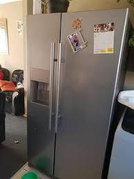 samsung double door fridge freezer