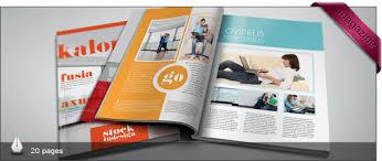 Indesign Magazine Templates Free And Premium Print Magazine Templates 56pixels Com