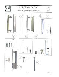 sliding patio door parts patio door lock sliding patio door locks surprising sliding glass door parts