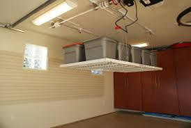 strong racks automated ceiling overhead storage