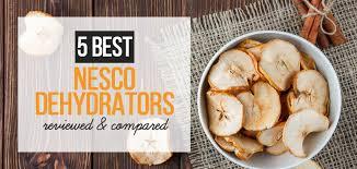 best nesco food dehydrator our top