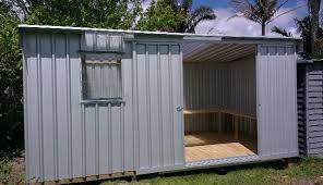 outdoor shed office. Zinc Office Shed Outdoor