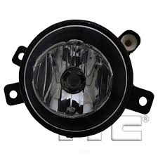 Bmw X1 Fog Light Assembly Replacement Tyc Fog Light Assembly 2013 2015 Bmw X1 2 0l 3 0l