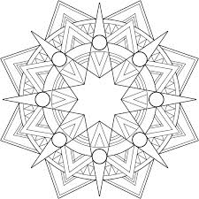 Print Mandala Coloring Pages Coloring Pages For Adults To Print Plus