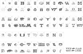 collage fonts free college collage font
