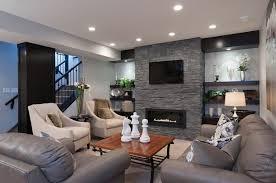 Basement Living Room Ideas Unique Design Inspiration
