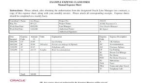 Form To Claim Back Travel Expenses   Yoktravels.com