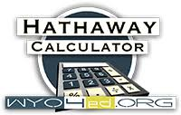 Hathaway Scholarship Chart Wwcc Hathaway Scholarship