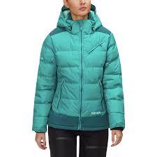 marmot sling shot down jacket women s patina green deep teal