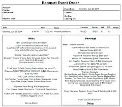 Free Printable Order Form Impressive Banquet Order Form Template Course Booking Form Template Free