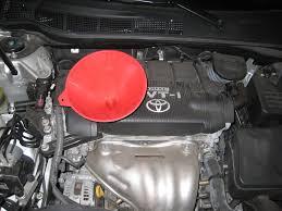 2010 Toyota Camry Oil Change - 2.5L 2AR-FE I4 Engine | Flickr