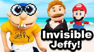 SML Movie: Invisible Jeffy!
