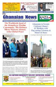 Ghanaian News March 2018 By Roots Change Issuu