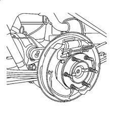 2005 chevy colorado rear brake diagram brakes problem 2005 chevy 1 reply