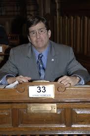 Georgia State Senator Steve Thompson Democrat 33