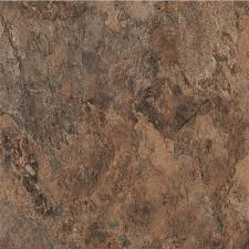 trafficmaster morocco slate 12 in x 12 in x 080 in l and stick vinyl tile 30 sq ft carton a4270051 the home depot