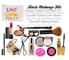 basic makeup tools. the grace catcher: makeup 101: basic make up kit-goodies that every tools