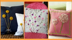 Throw Pillow Cover Designs Hand Made Cushions Design Hand Work Cushion Cover Designs