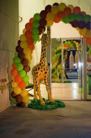 Design Dazzle: Kids Jungle Party Ideas