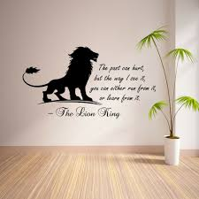 Lion King Wall Stickers Ronniebrownlifesystems
