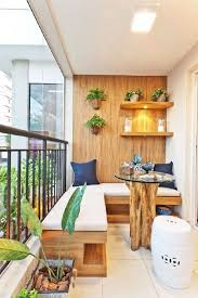15 Superb Small Balcony Designs