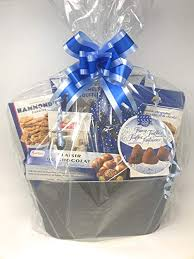 12 large cellophane gift basket bags and 12 bows 24 x 30 inches includes 12 large pull bows amazon ca health personal care