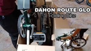 Karen robinson for the observer. Unboxing And Assemble 2021 Dahon Route Glo Folding Bike Dahon Folding Bikes Youtube