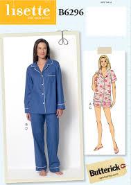 Pajama Patterns Custom Introducing The Lisette B48 Sleepwear Pattern Blog Oliver S