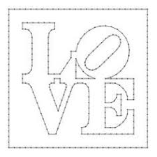 Free Printable String Art Pattern Templates