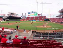 Great American Ball Park Section 121 Seat Views Seatgeek